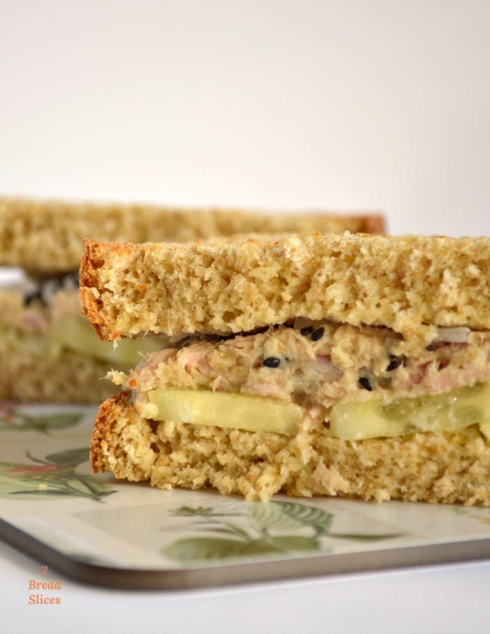 Sandwich Untable de Atún