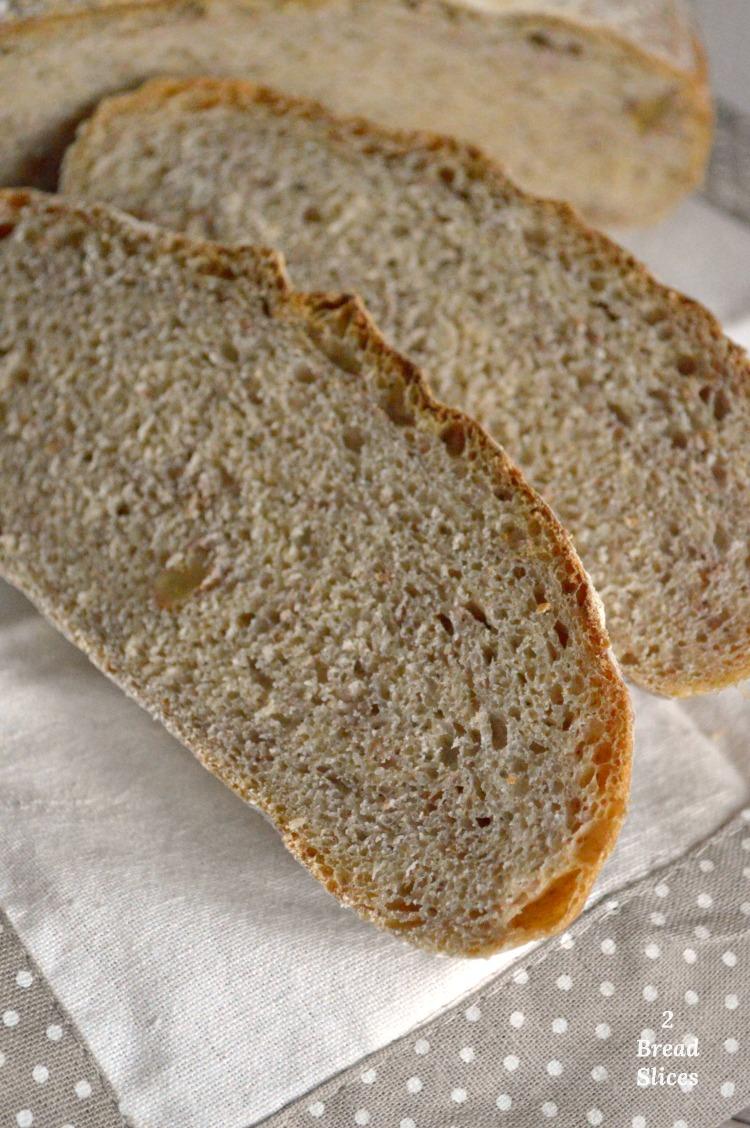 Pan de Espelta y Nueces