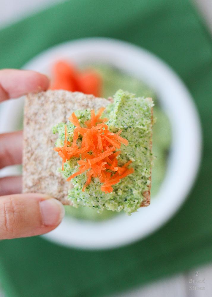 brócoli pesto
