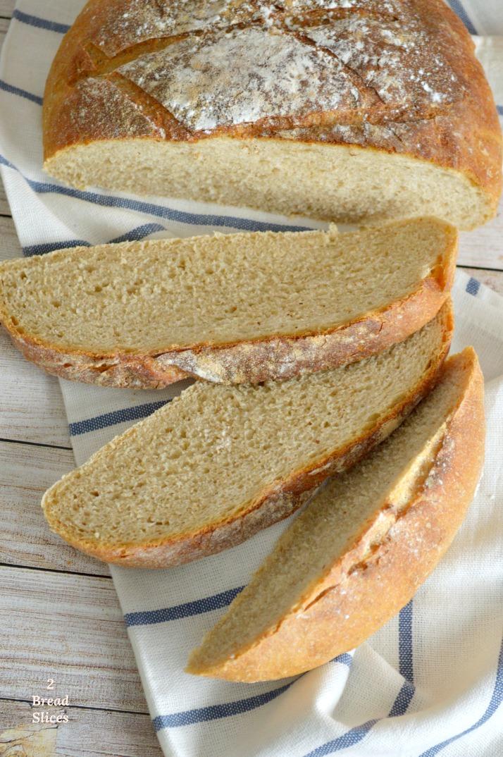 Pan de Sémola