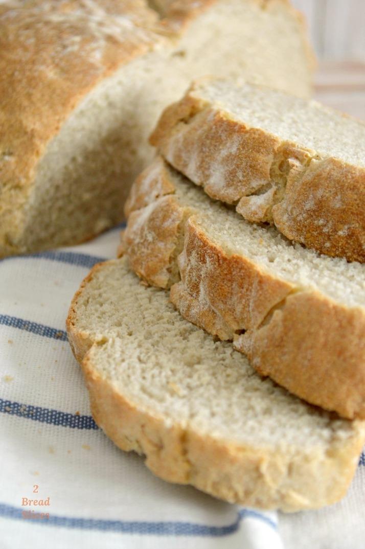 Pan de Harina de Castañas y Sémola