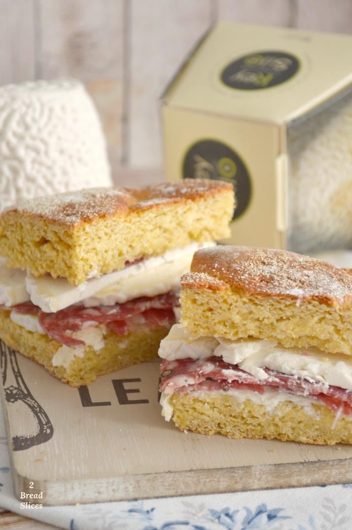 Sandwich Asturiano