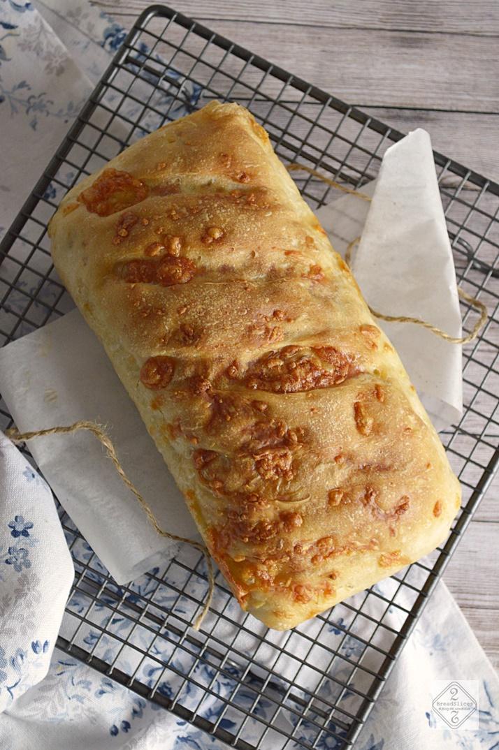 Pan de Queso Gruyère