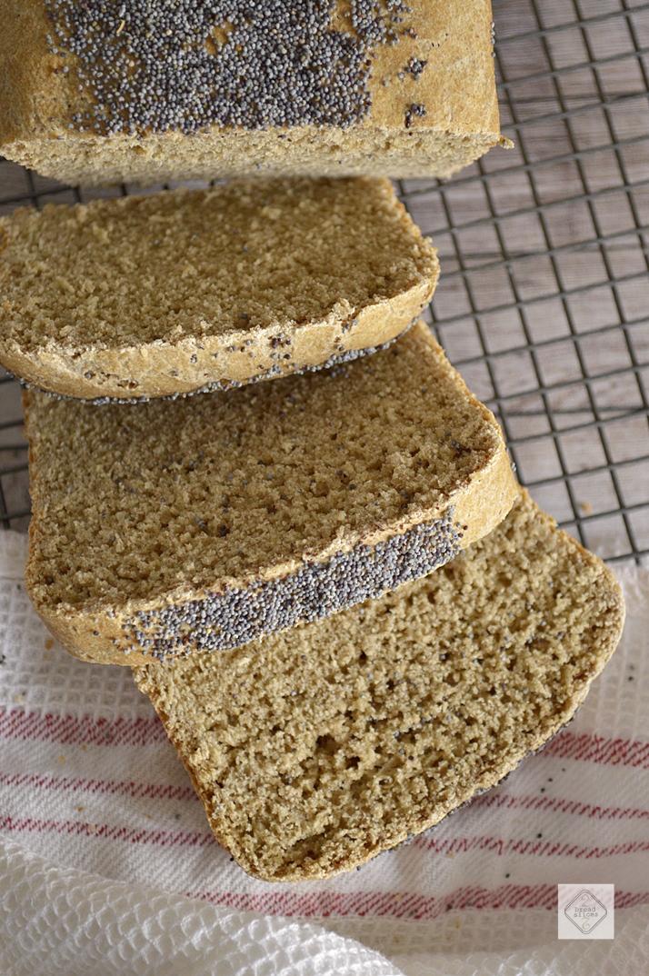 Pan de Molde con Harina Tritordeum