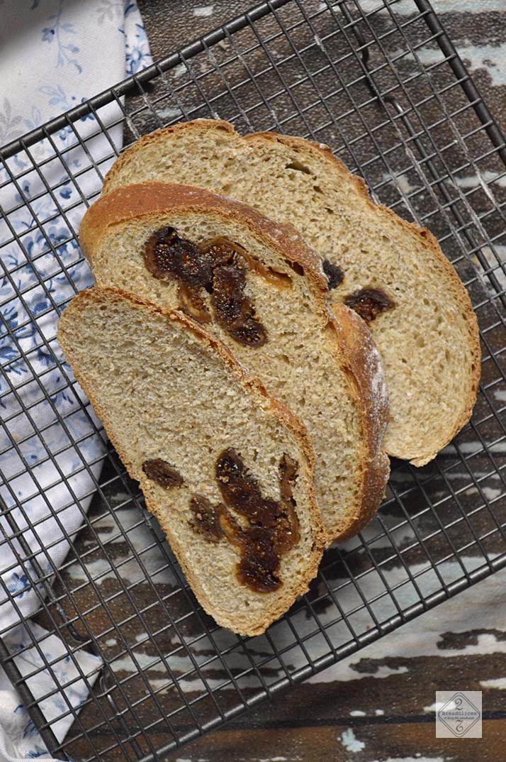 Pan de Higos y Naranja