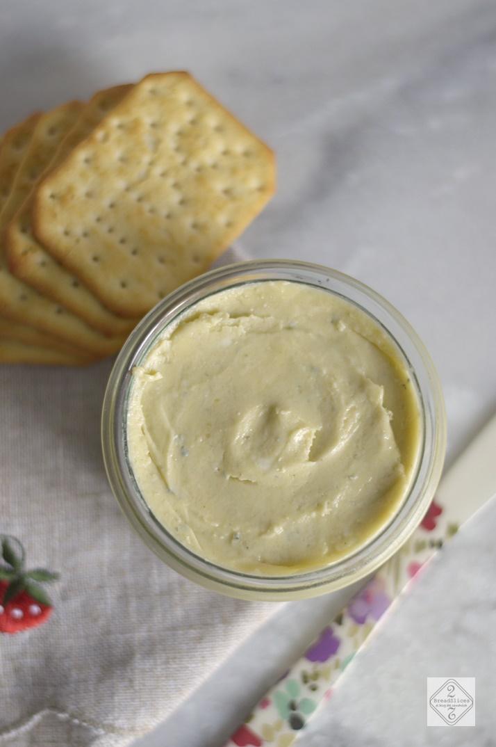 Mantequilla de Queso Roquefort