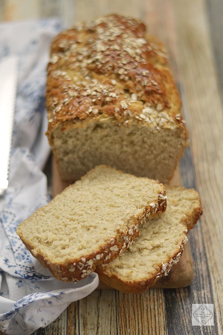 Pan de Avena y Miel